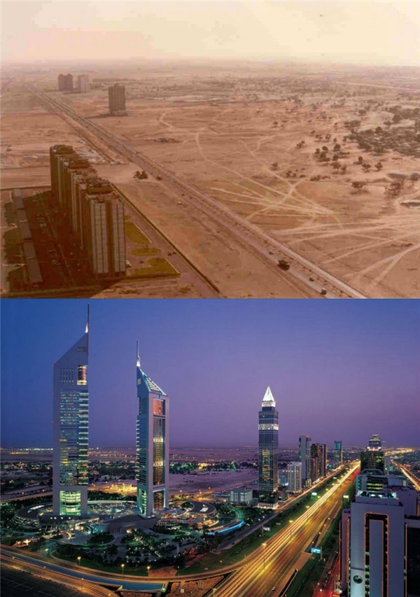 Dubai, UAE: 1990 - hiện tại