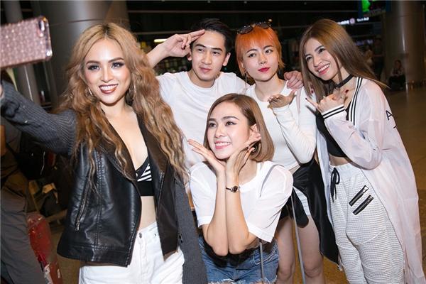 S-Girls sẵn sàng bùng nổ cùng DJ siêu điển trai tại The Remix 2016