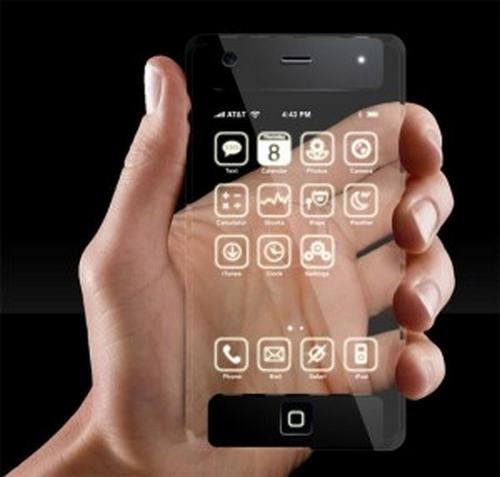 Màn hình OLED của iPhone có thể sẽ do Samsung và LG sản xuất. (Ảnh: internet)
