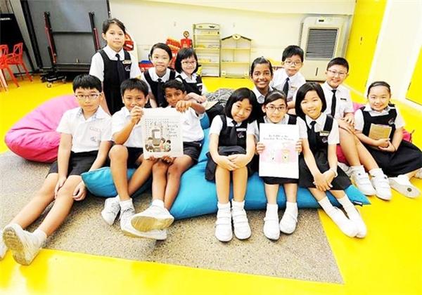Học sinh tiểu học ở Singapore dẫn đầu thế giới về môn toán và môn khoa học.
