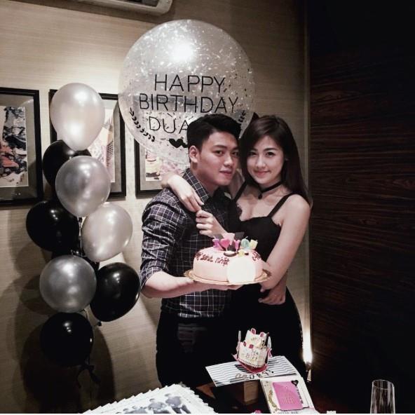 Bạn trai đại gia lần đầu công khai mối quan hệ với Á hậu Tú Anh trong ngày sinh nhật. - Tin sao Viet - Tin tuc sao Viet - Scandal sao Viet - Tin tuc cua Sao - Tin cua Sao