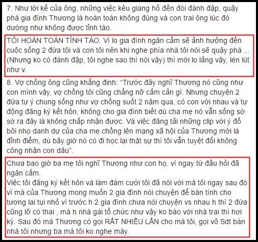 Toàn bộ bài chia sẻ của anh Linh trên trang cá nhân. (Ảnh: Internet)