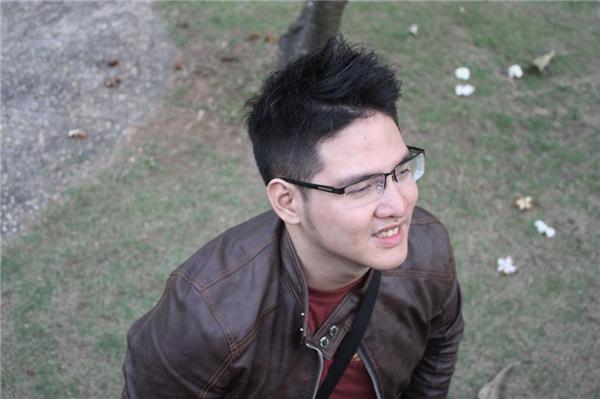 Anh Duy Nguyễn - người sáng lập Startup Insider.(Ảnh: NVCC)