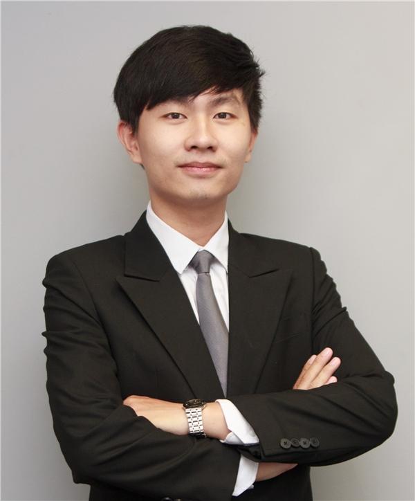 Anh Việt Hồ -chuyên viên kiểm toán thuộc bộ phận tư vấn rủi ro công nghệ thông tin.(Ảnh: NVCC)