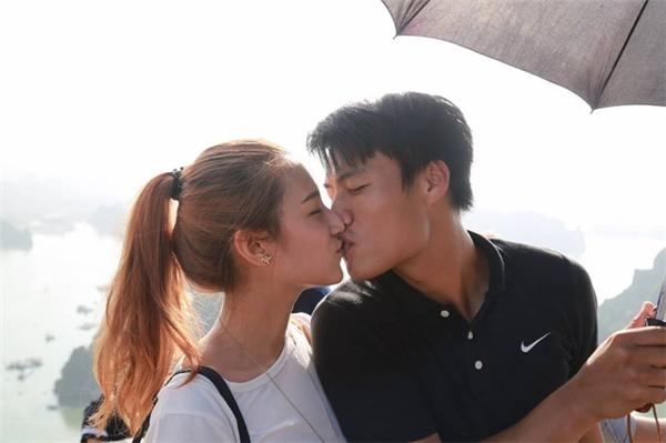Mạc Hồng Quân hôn Emmy Nguyễn say đắm được lan truyền trên mạng xã hội. - Tin sao Viet - Tin tuc sao Viet - Scandal sao Viet - Tin tuc cua Sao - Tin cua Sao