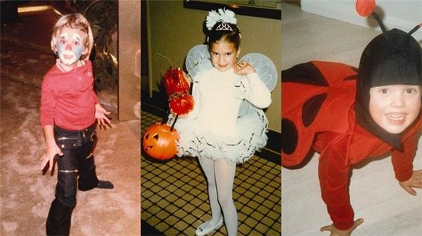 Trang phục Halloween của các cô cậu ấm cũng rất đa dạng và tốn kém.