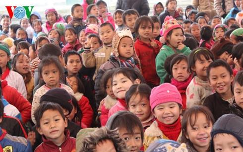 Trẻ em trong độ tuổi tiểu học, 5-10 tuổi, sẽ tăng cho đến năm 2025 thì giảm mạnh đến năm 2034 và giữ ổn định.