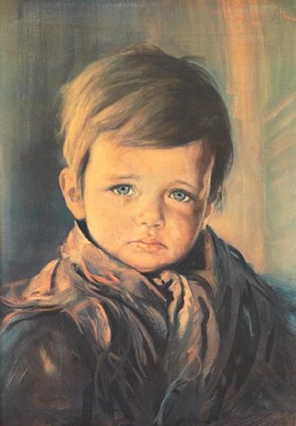 Bức tranhđược cho là lấy nguyên mẫu từ Don Bonillo.