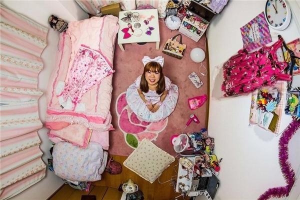 Ryoko, 25 tuổi (kĩsư công nghệ thông tin)Tokyo, Nhật Bản.