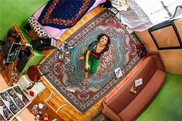 Gulle sinh sống tạiIstanbul, Thổ Nhĩ Kì.