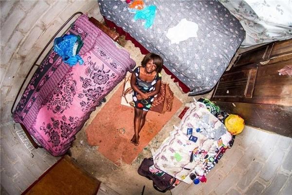 Khetiwe, 22 tuổi,Durban, Nam Phi.
