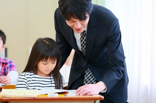 Thầy cô luôn tận tụy với công việc và hầu như không có ngày nghỉ.