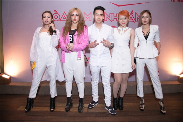 Team S-Girls - Tin sao Viet - Tin tuc sao Viet - Scandal sao Viet - Tin tuc cua Sao - Tin cua Sao