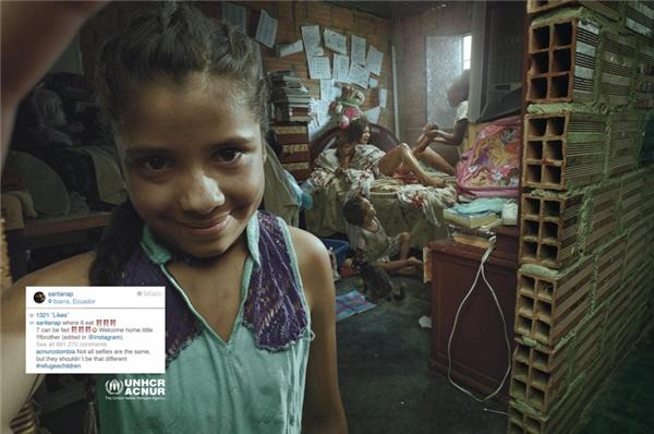 Nhà có 6 miệng ăn, giờ lại thêm đứa nữa, nghèo đói vẫn hoàn nghèo đói. Không phải tất cả những tấm ảnh selfie đều giống nhau. Nhưng chúng cũng không nên quá khác biệt đến thế.