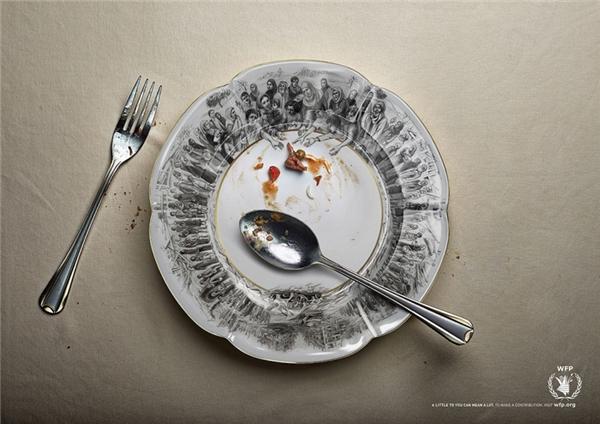 Nếu ăn không hết, hãy cho đi. Đừng bao giờ bỏ thừa thức ăn. Vì rất nhiều người trên thế giới này đang cần đến chỗ thừa ấy.
