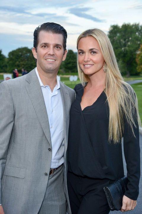 Được biết, Donald Jr. đã quen người vợ xinh đẹp của mình qua lời giới thiệu của bố.