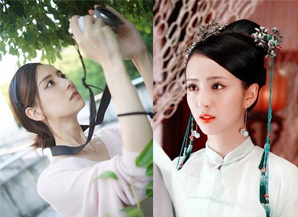 Trong khi đó, nhiều ý kiến nhận xét ngũ quan của Từ Giai Dĩnh dễ khiến người khác liên tưởng đến Đồng Lệ Á - nữ diễn viên cũng sinh ra ở vùng Tân Cương.