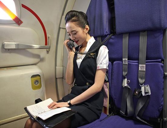 Liu cho biết, cô tự hào với công việc của mình bởi cô biết với sự đam mê của mình.