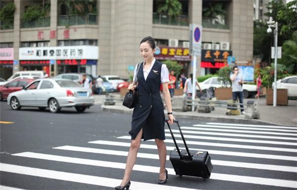 Và những cô gái đếntừ hãng hàng không Shenzhen Airlinesluôn được Hiệp hội tiếp viên hàng không thế giới (WASA) đánh giá cao trong các cuộc thi nhan sắc.