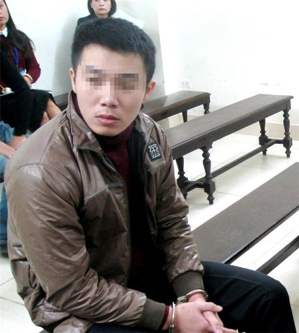 Thôngbị tuyên án7 năm tù vìtội cướp tài sản.