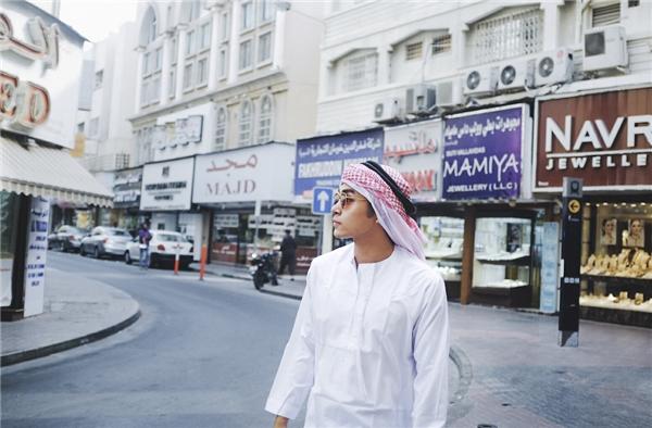 """""""Dubai là một trong những thiên đường đáng sống nhất và mọi người nên đến thử một lần để có cách nhìn khác về nơi đây"""", Jun chia sẻ. - Tin sao Viet - Tin tuc sao Viet - Scandal sao Viet - Tin tuc cua Sao - Tin cua Sao"""