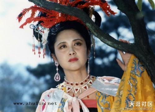 Vai diễn của Chu Lâm trong bản phim năm 1986là hình tượng quốc vươngkinh điển trong lòng khán giả.