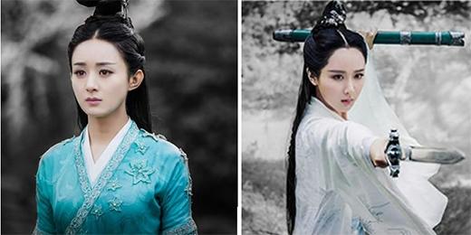 Liệu ai trong hai cô gái này sẽ là nữ chính cuối cùng trong cuộc đời củaTrương Tiểu Phàm/ Quỷ Lệ?
