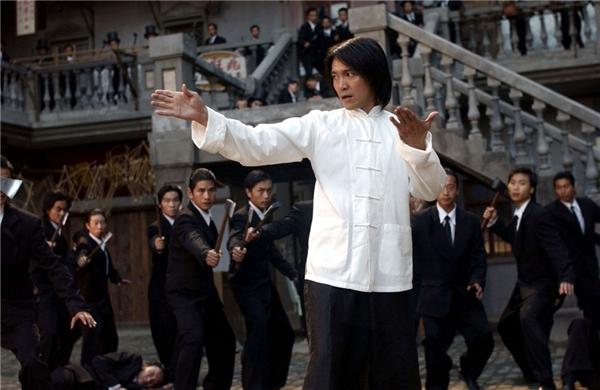 """""""Tuyệt đỉnh Kung Fu""""được xem là một trong các tác phẩm nổi tiếng nhất của Châu Tinh Trì."""