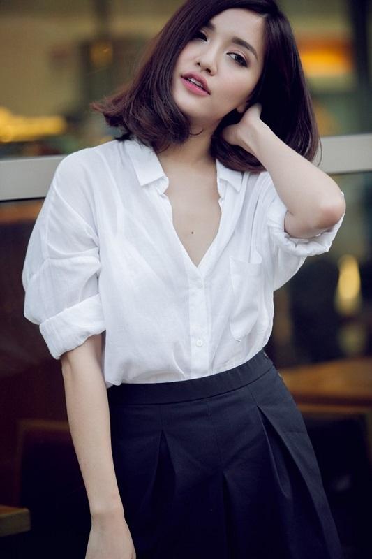 Nhan sắc gây thương nhớ ngay từ cái nhìn đầu tiên của Bích Phương, cô là một trong những ca sĩ sở hữu làn da đẹp nhất showbiz Việt. - Tin sao Viet - Tin tuc sao Viet - Scandal sao Viet - Tin tuc cua Sao - Tin cua Sao