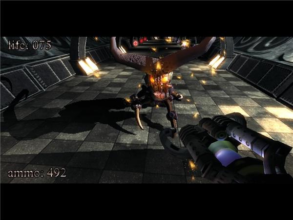 Một số hình ảnh trong game. (Ảnh: internet)
