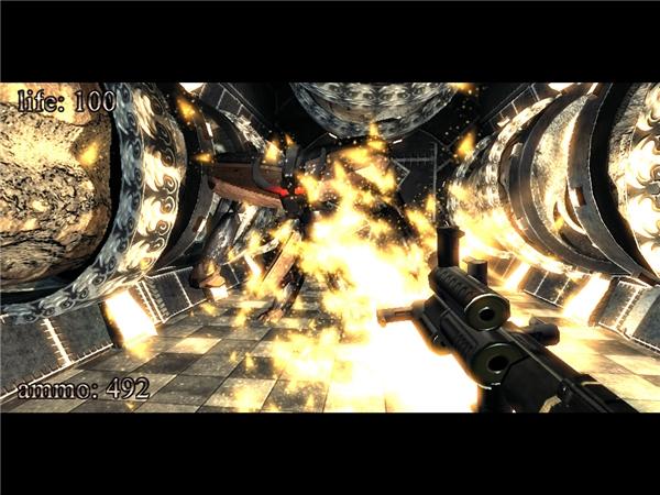 Trố mắt với game 3D có dung lượng siêu nhẹ không tưởng