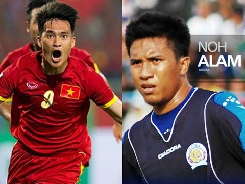 Công Vinh có khả năng sẽ bắt kịp và thậm chí là vượt mặt chân sút vĩ đại nhất lịch sử AFF Cup -Noh Alam Shah.