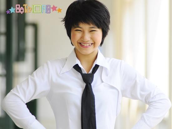 Vai diễnlớp trưởng Mai Lâm nghiêm khắc nhưng cũng cực kì tâm lí cóvẻ ngoài tomboy cá tính,mạnh mẽ thu hút nhiều sự quan tâm của khán giả.