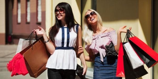 Thói quen mua sắm khiến bạn viêm màng túi nặng nề.(Ảnh: Internet)
