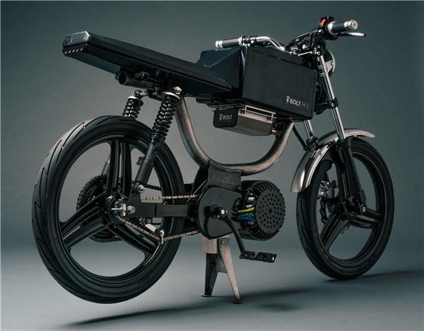 Xe máy điện cực ngầu dành cho dân chơi
