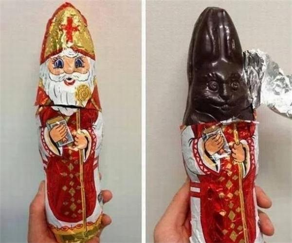 Đây là kẹo socola, đừng có mà nghĩ bậy!