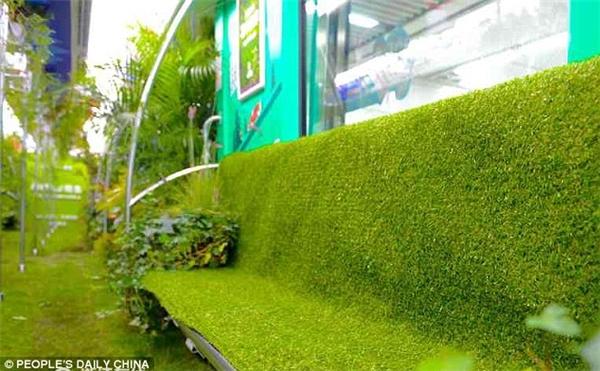 Đây là nỗ lực của thành phố Hàng Châu nhằm mang năng lượng xanh ứng dụng vào trong phương tiện giao thông.(Ảnh:People's Daily China)