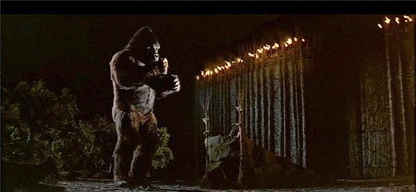 Toàn cảnh King Kong khi lên phim