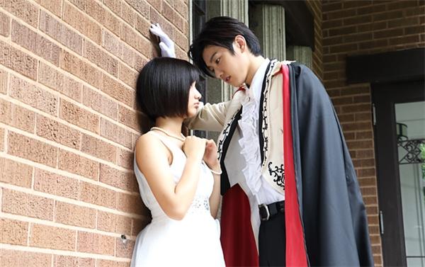 Anh chàng vô cùng điển trai trong bộ phim Nhật BảnSiêu Nhân Nhẫn Giả (Shuriken Sentai Ninninger).