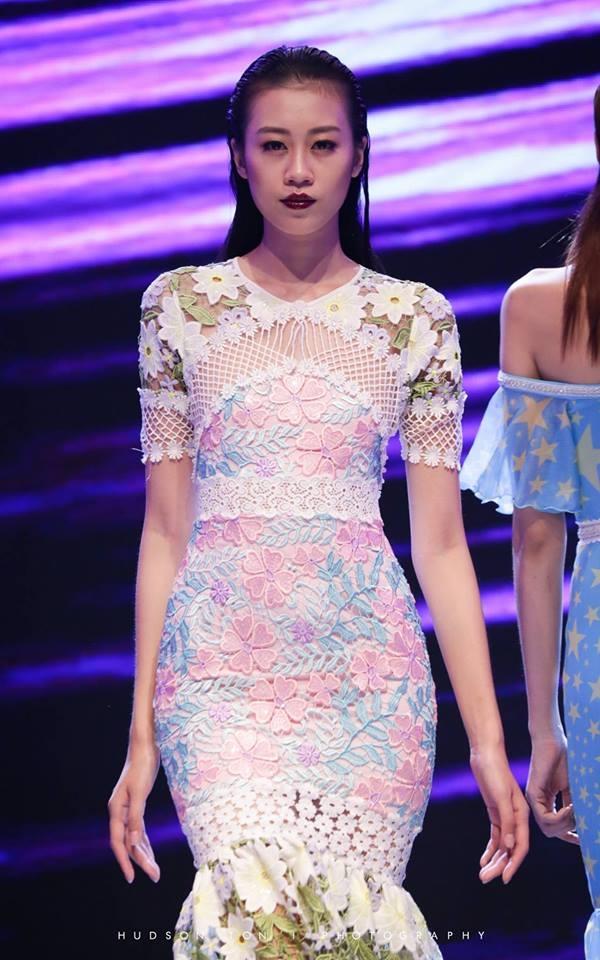Kikki Lê đại diện ban đầu của Việt Nam tại Asia's Next Top Model 2017.