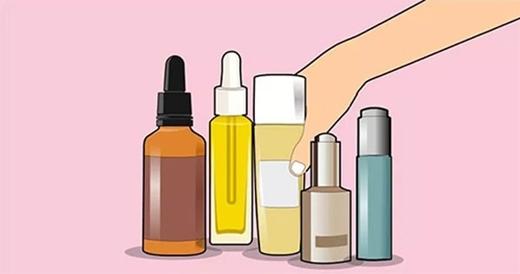 Cần chọn loại dầu dưỡng ẩm phù hợp với làn da của mình.