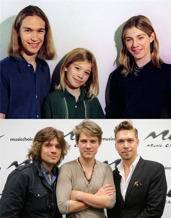 Hanson: Tháng 06/2013, ba anh em nhà Hanson tiếp tục ra mắt sản phẩm âm nhạc mới, đạt thành tích #22 US Billboard 200.