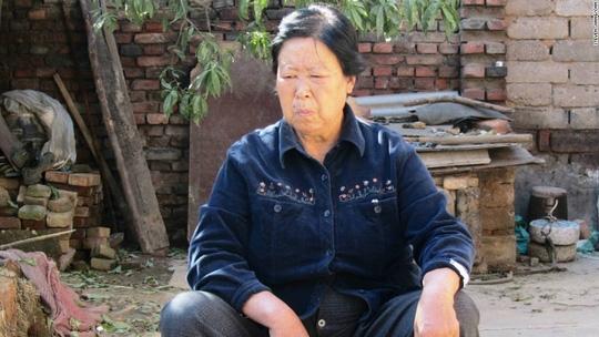 Bà Zhangđã dành hơn 2 thập kỉđểđấu tranh cho sự trong sạch của con trai mình.