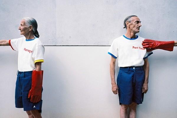 Đến giới trẻ cũng phải ganh tị với phong cách chất lừ của cặp đôi U80