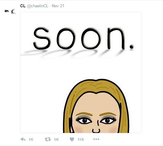 Hình ảnh đăng tại trên trang cá nhân của Dara và CL cũng khiến fan nghi ngờ đây là gợi ý cho sự trở lại của 2NE1.