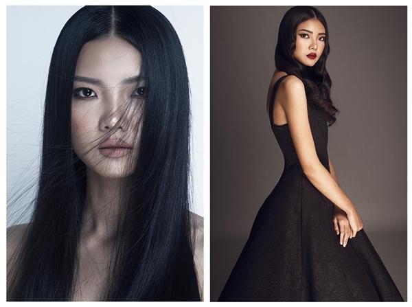 Vũ Thị Hồng Nhung (Rosa Vũ) sinh năm 1991 cũng sở hữu chiều cao 1m75, số đo 3 vòng 78-60-89. Cô từng đoạt giải cá nhân xuất sắc nhất của ''Cuộc chiến sắc đẹp'' - The Hair. Hiện Rosa Vũ là người mẫu tự do.
