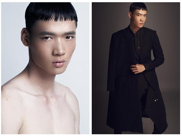 Nguyễn Minh Phong sinh năm 1993, chiều cao 1m86, số đo 3 vòng 94-77-100. Minh Phong từng được Đỗ Mạnh Cường phát hiện khi tham gia casting show The Twins vào năm 2014. Từ đó đến nay Minh Phong vẫn là gương mặt được nhiều tạp chí thời trang trong nước yêu thích.