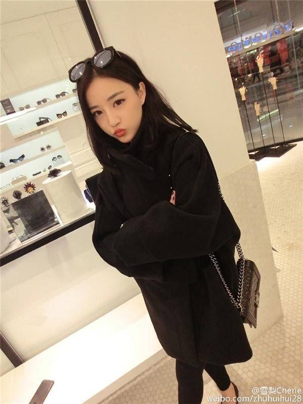 Lộ ảnh quá khứ kém xinh của bạn gái cũ thiếu gia giàu nhất Trung Quốc
