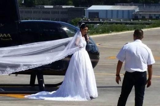 Một đám cưới trong mơ đã được cô dâu ấp ủ suốt từ thời ấu thơ, nhưng tiếc thay, mọi chuyện lại có kết cụcquá đỗi thương tâm.