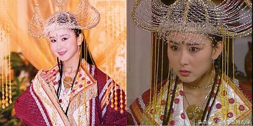 Vào vai chị gái của Nữ Vương, Hồ Tĩnh khiến mọi ngưởi choáng váng trước tình thương em mà bất chấp tất cả.